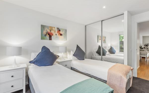 The Lansdowne - St Kilda - Twin Room c