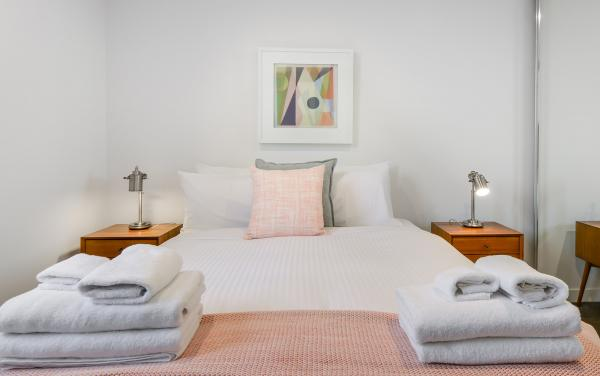 The Lincoln - South Yarra - Bedroom c