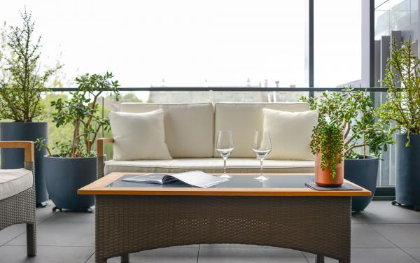 The Lincoln - South Yarra - Lounge Area c