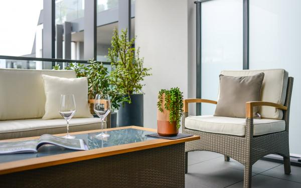 The Lincoln - South Yarra - Lounge Area d