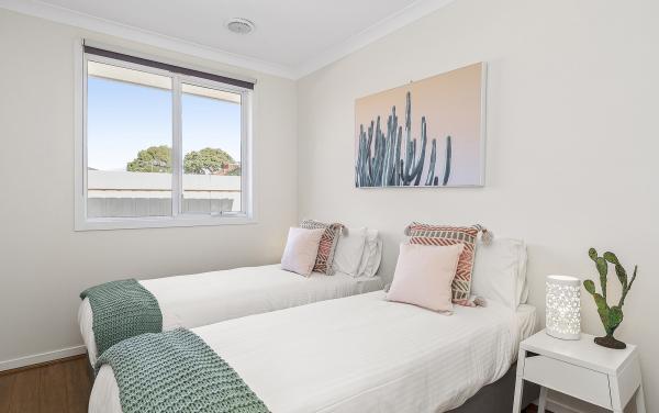 The Richardson - Mentone - Bedroom 3