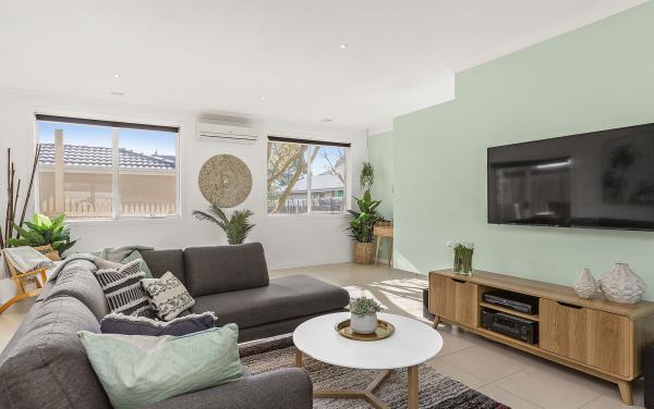 The Richardson - Mentone - Living Area b