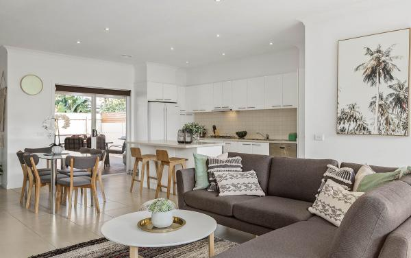The Richardson - Mentone - Living Dining Kitchen d