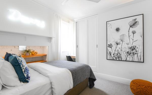 The Veronica - Northcote - Bedroom 2