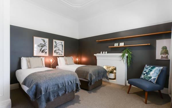 The Veronica - Northcote - Twin Room