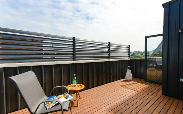 Victoria Road - Hawthorn - Rooftop Terrace