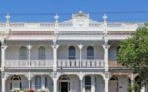 Victorian Terrace on Canterbury Road