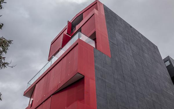 Vox Terrace - Prahran - Front of Property b