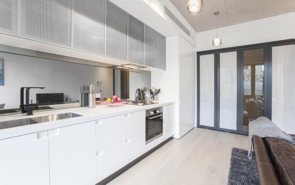 Vox Terrace - Prahran - Kitchen Area b
