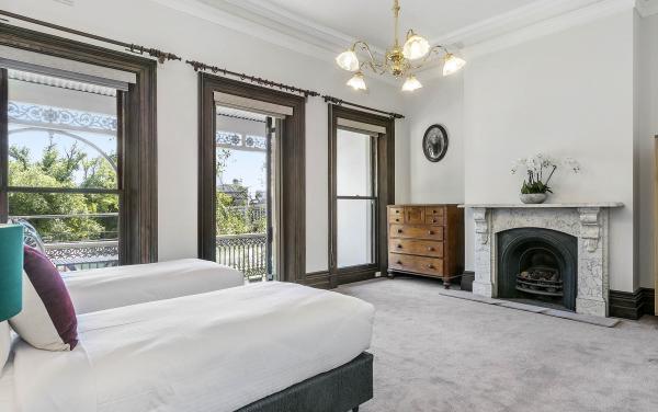 Zetland Terrace - South Melbourne -Bedroom 4