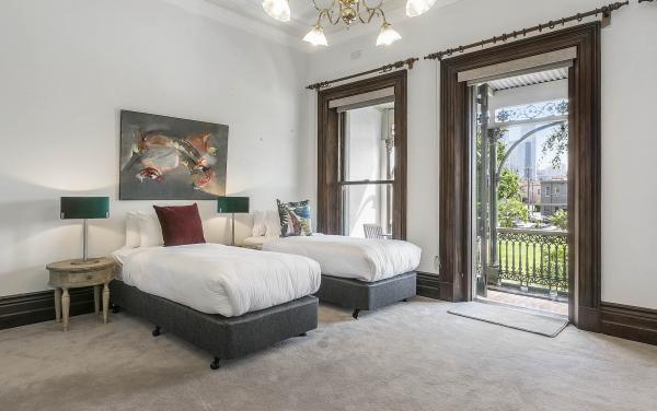 Zetland Terrace - South Melbourne -Bedroom 4b