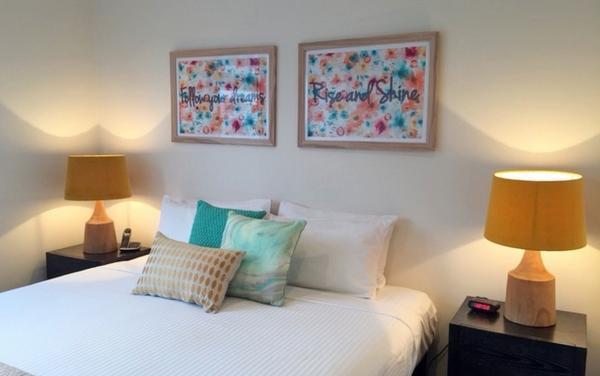 Zinc Views 501 - Port Melbourne - Bedroom