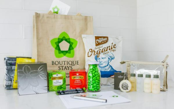 Boutique Stays - Welcome Pack