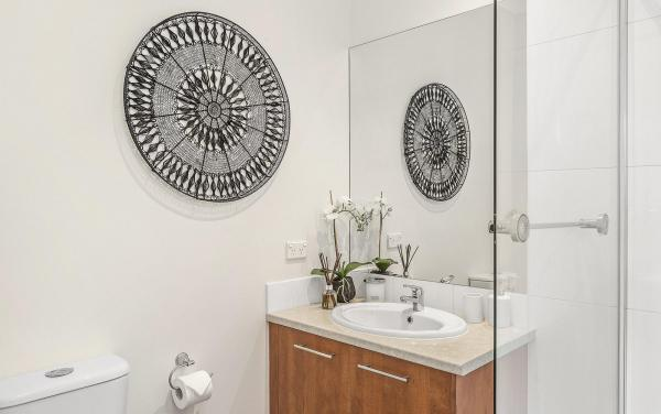 The Richardson - Mentone - Ensuite Bathroom