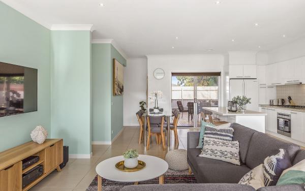 The Richardson - Mentone - Living Dining Kitchen