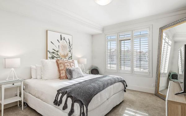 Alberts on Esplanade - Port Melbourne - Bedroom 1
