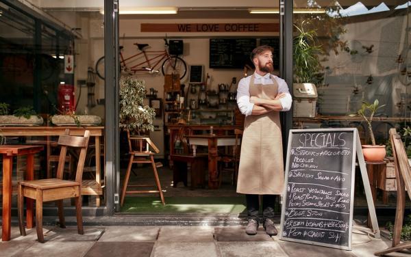 Brunswick Melbourne Cafe scene