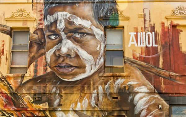 Brunswick Melbourne Street Art
