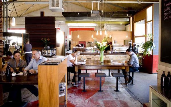 St Ali Cafe